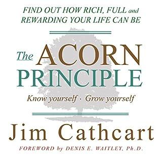 The Acorn Principle audiobook cover art