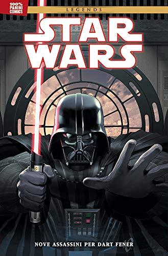 Nove assassini per Dart Fener. Star Wars
