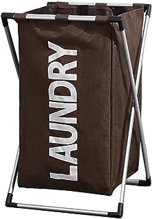Laundry Bag Panier de rangement pliable pour vêtements sales, panier de rangement pour vêtements sales, seau de rangement ...