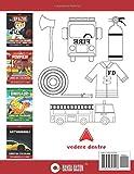 Zoom IMG-1 pompieri libro da colorare per