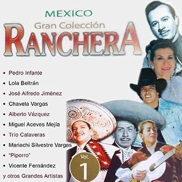 Mexico Gran Colección Ranchera - Lola Beltrán