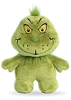 Aurora - Dr Seuss - 8.5  Grinch Dood Plushie