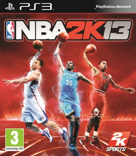 Take-Two Interactive  NBA 2K13, PS3