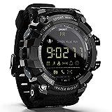 Smartwatch Relojes Inteligentes Resistentes para Exteriores, Relojes Inteligentes Deportivos Profesionales, 50M A Prueba De Agua, Regalos Navideños para Hombres Y Mujeres