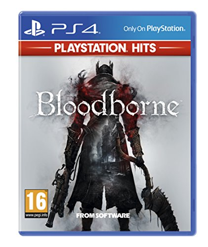 Sony Computer Entertainment - Bloodborne (Playstation Hits) /PS4 (1 GAMES)