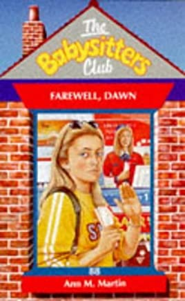 Farewell Dawn (Babysitters Club) by Ann M. Martin (1997-10-17)