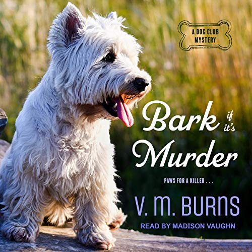 Bark If It's Murder cover art