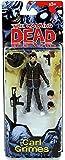 Walking Dead - Juguete Serie 4 Figura Carl Grimes de colección...