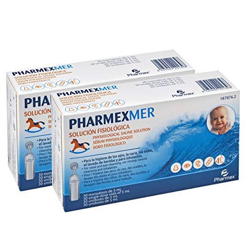 Suero fisiológico Pharmexmer Monodosis Suero...