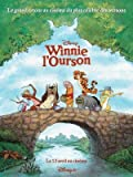 Winnie The Pooh – French Movie Wall Art Poster Print –