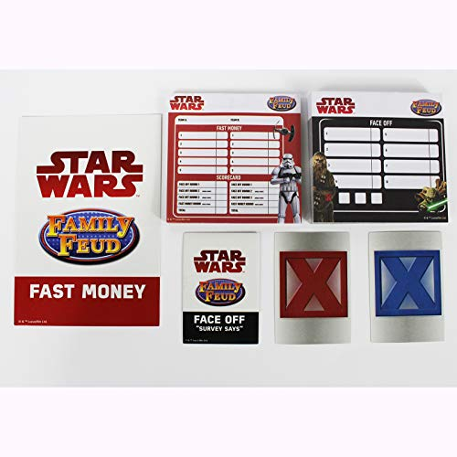 Family Feud Star Wars Trivia Game