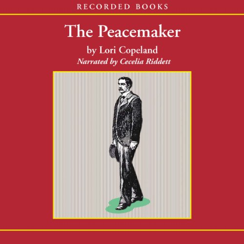 The Peacemaker  By  cover art