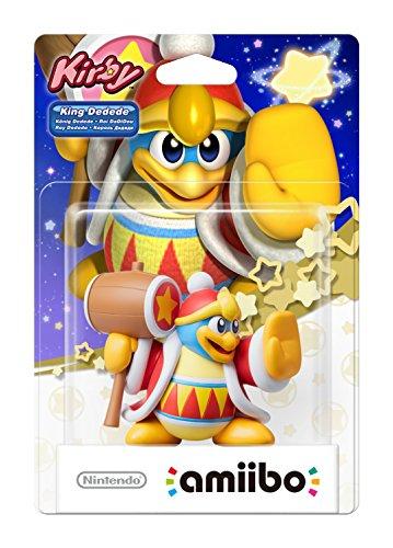 Amiibo 'Kirby' - Roi DaDiDou