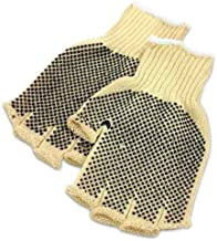 Memphis Kevlar Cut Resistant Fingerless Gloves Large