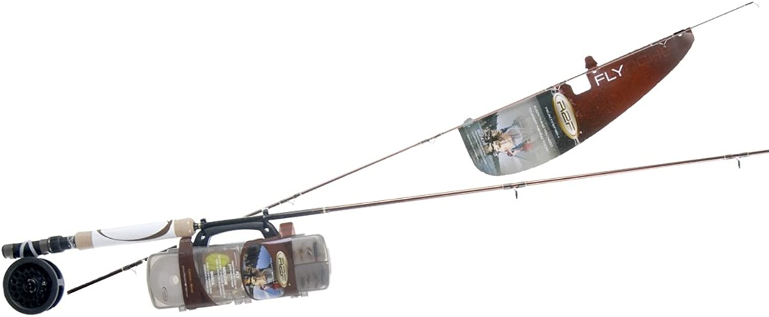 Ready to Fish R2FAL FX R2F Fly Combo with Tackle Kit (8'6 )