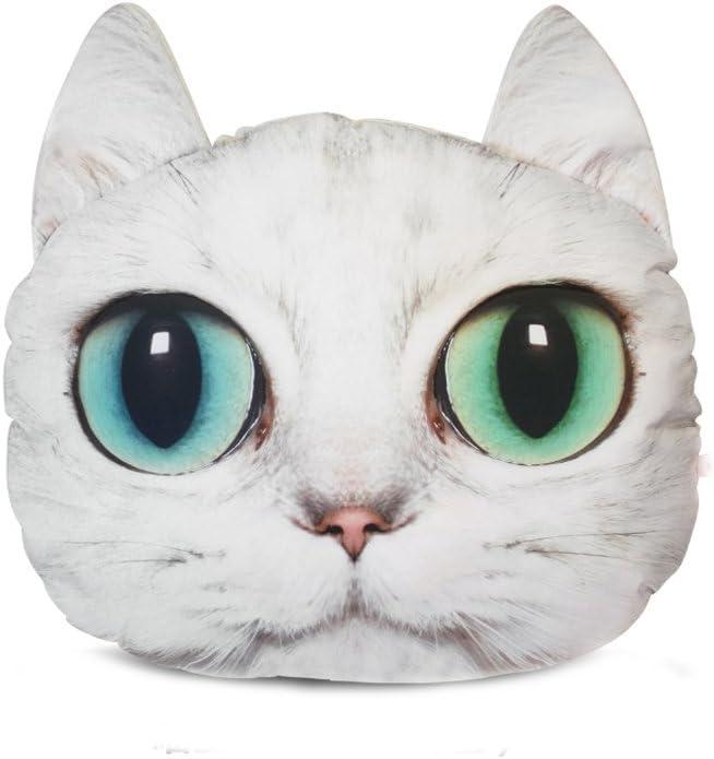 HUAN XUN 新作製品、世界最高品質人気! Cartoon 売れ筋ランキング Animal Style Cat Decor Pillow Case Throw Cushio