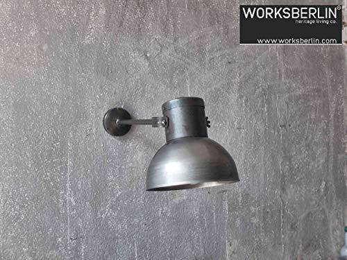 Wandlampe Wand Leuchte Industrielampe Industrieleuchte Wall lighting Fabriklampe Wand
