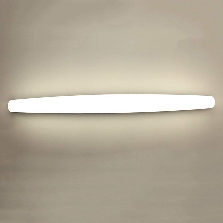 Badezimmerbeleuchtung LED-Spiegel-Scheinwerfer-einfache und moderne Spiegel-Kabinett-Licht-Badezimmer-Wand-Licht-Badezimmer-Verfassungs-Licht Licht