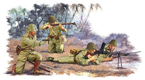 Dragon 500776555–1 : 35 IJA Infanterie Peleliu 1944