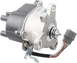MOSTPLUS Ignition Distributor for 99-00 Honda Civic With TEC Acura Honda Replaces TD-63U TD-91U