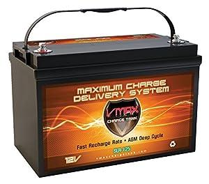 VMAX 12 Volt 125Ah Deep Cycle Battery