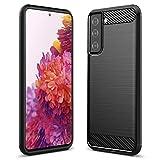 Sucnakp Galaxy S21 Plus Case Samsung S21 Plus Case TPU Shock Absorption Technology Raised Bezels Protective for Samsung Galaxy S21 Plus(Black)