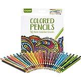 [クレヨラ]Crayola Colored Pencils 色鉛筆セット 50色 [並行輸入品]