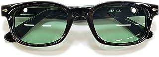 サングラス 伊達メガネ オーバル ウェリントン ライトカラーレンズ 薄いレンズ カラーレンズサングラス 黒ぶち メンズ レディース アジアンフィット