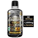 MuscleTech Platinum 100% L-Carnitine 1500, Citrus Splash - 473 ml.
