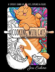 Cat Coloring Books For Adults