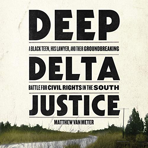 Deep Delta Justice cover art