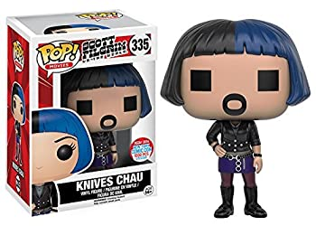 Funko 2016 NYCC Exclusive Pop! Movies Scott Pilgrim Saves The World Knives Chau Limited to 1,000