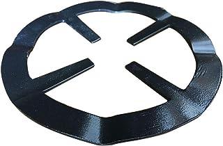 Estanterías de gas, soporte para hornillo de gas, estufa de gas, estanterías, reductor de placas de aluminio para la cafetera eléctrica. Tamaño libre aluminio