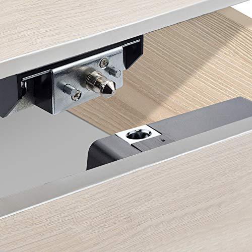 ALLWIN INC - Cerradura electrónica para armario, cajón, zapatero con entrada de tarjeta RFID, para...