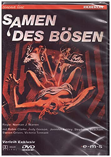 Samen Des Bösen [uncut] DVD [Horrorplanet / Inseminoid]