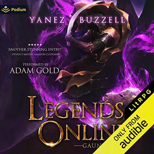 Gauntlet Audiobook By Ross Buzzell, Jonathan Yanez cover art