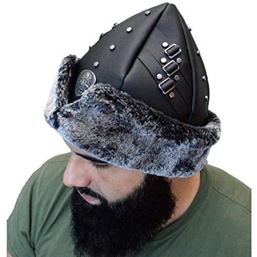 Kayi IYI Alp Mütze Ertugrul Dirilis Osman Kurulus Bork Bey warme osmanische Mütze
