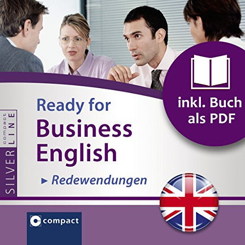 Ready for Business English - Redewendungen Titelbild