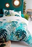 Parure De Lit Kayapo - Couleur - Vert, Taille - 240x220
