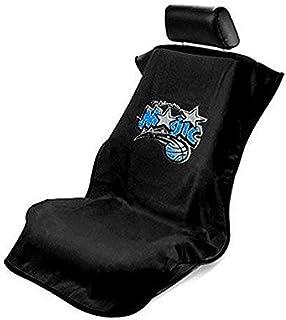 Seat Armour SA100MAGI-B Black 'NBA Magic Car' Seat Protector Towel