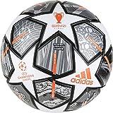 adidas Finale LGE Balón, Hombres, Blanco/HIEMET/Plamet (Multicolor), 5