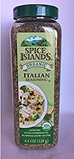 Gourmet Spice Islands Organic Italian Seasoning