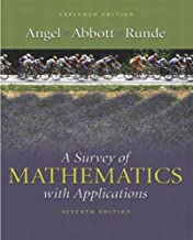 Best a survey of mathematics with applications 7th edition Reviews