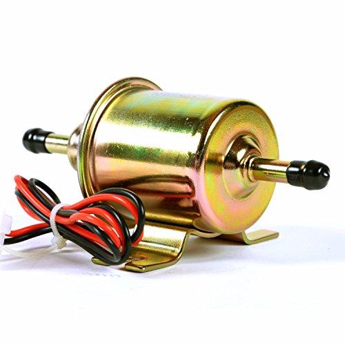 Preisvergleich Produktbild Macopex 100107 elektrische Kraftstoffpumpe,  universal,  12V,  selbstansaugend,  Benzin Diesel Heizöl Pflanzenöl Pöl Öl Pumpe