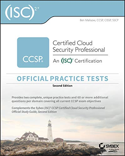 (ISC)2 CCSP Certified Cloud Security Professional Official Practice Tests (English Edition)