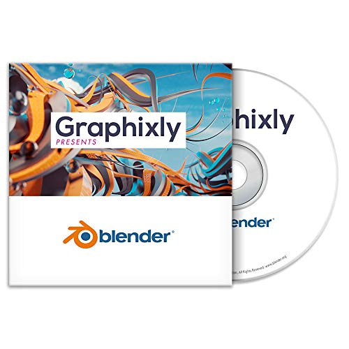 Price comparison product image Blender 3D Software - Official Backup Disc - For Win and Mac OS