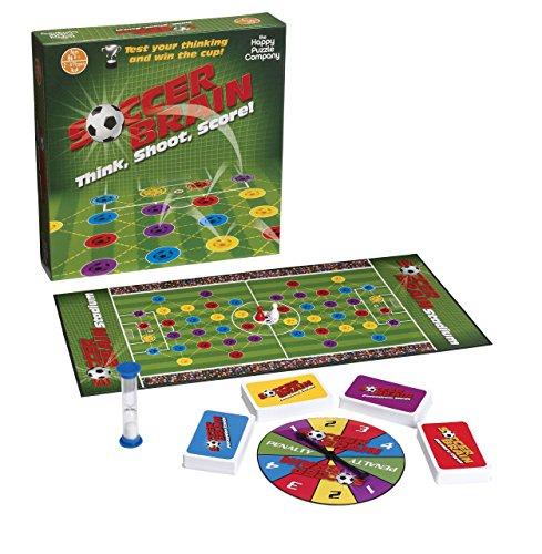 Soccer Brain   Juego de mesa inspirado en el fútbol (podría no estar en español)