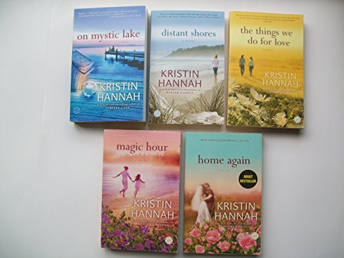 On Mystic Lake; Distant Shores; The Things We Do for Love; Magic Hour; Home Again (Set of 5)