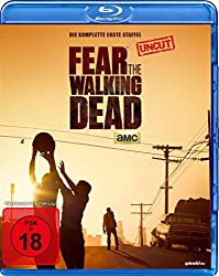 Fear the walking dead auf dvd und blue ray