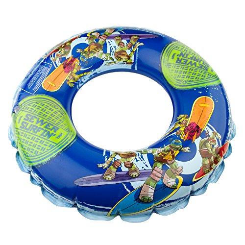 """Teenage Mutant Ninja Turtles 20"""" Swim Ring Toy"""